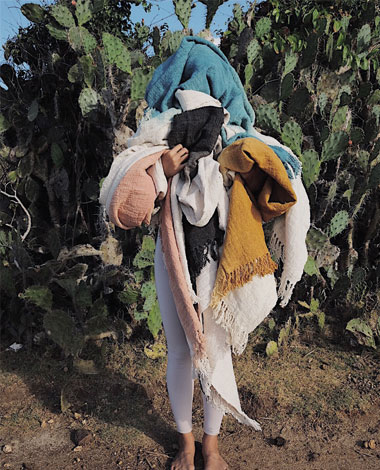 SHOP - Tumanggal Cotton Blanket