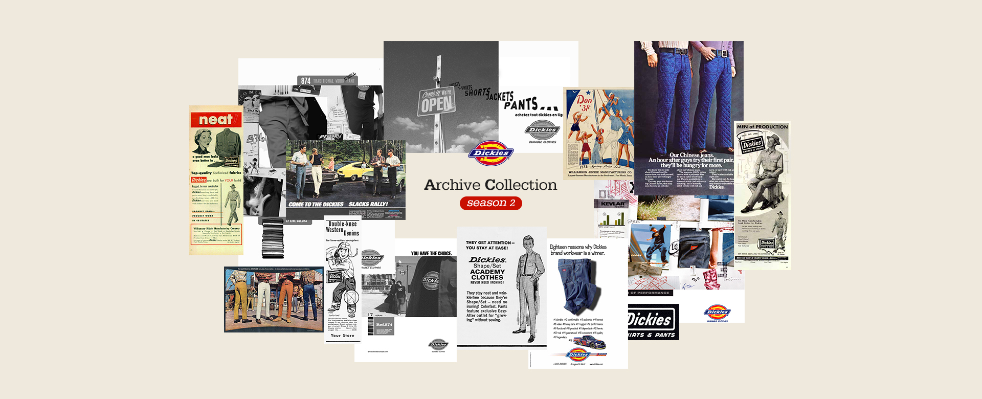 Archive collection season 2