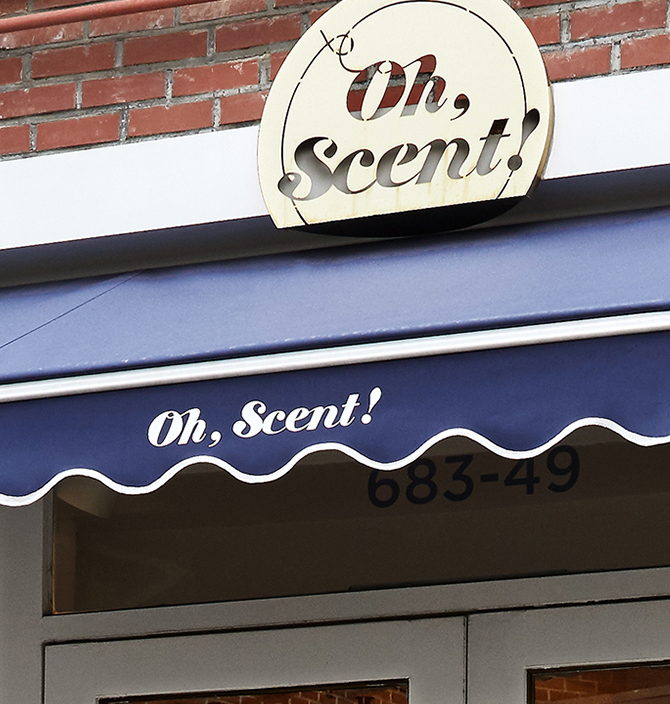 Oh,scent! SHOWROOM