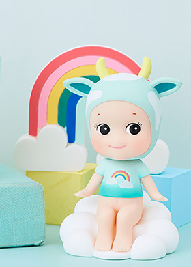 Sonny Angel BOBBING HEAD -Cloud Style-