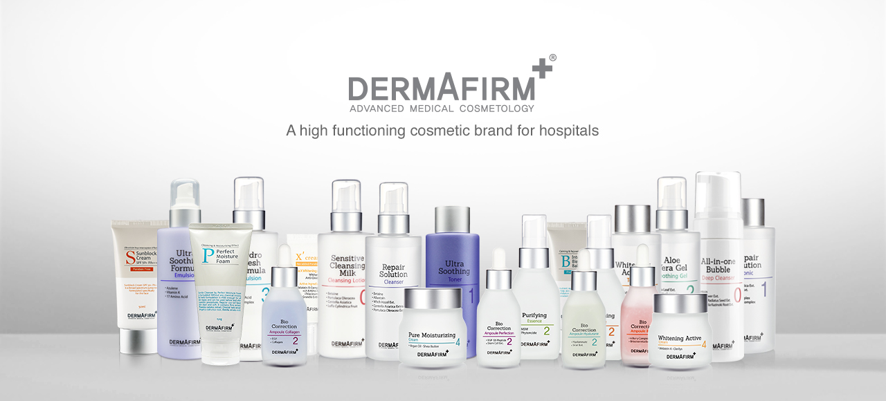 A high functioning cosmetic brand for hospitals