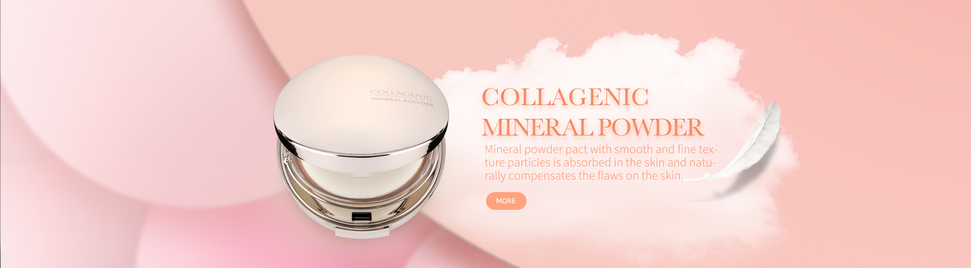 Collagenic Mineral Powder
