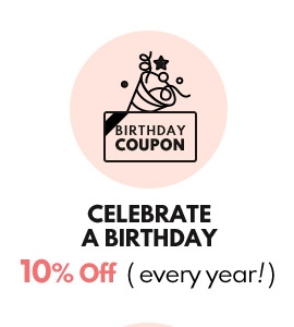 bday coupon