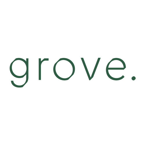Brand with grove