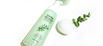 Tea Tree Bubble Cleansing Micellar Water