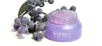 Acaiberry Antioxidant Moisturizing Cream
